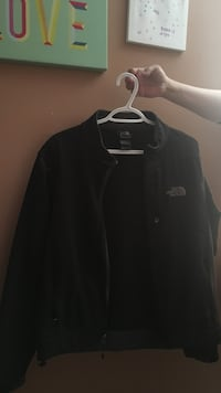 black The North Face full-zip jacket St. John's, A1E 4K7