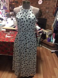 Maxi Dress design Cambridge, N1R 3K1