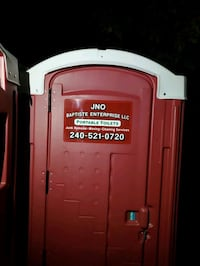 Portable toilet rentals FAIRMOUNT HGT