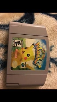 nintendo hey you pikachu! Placentia, 92870