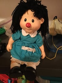 SOLD Big comfy couch doll - SOLD Ottawa, K4A 3L1