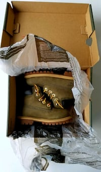 """Timberland 6"""" Oliver Toddler's Size 8"""