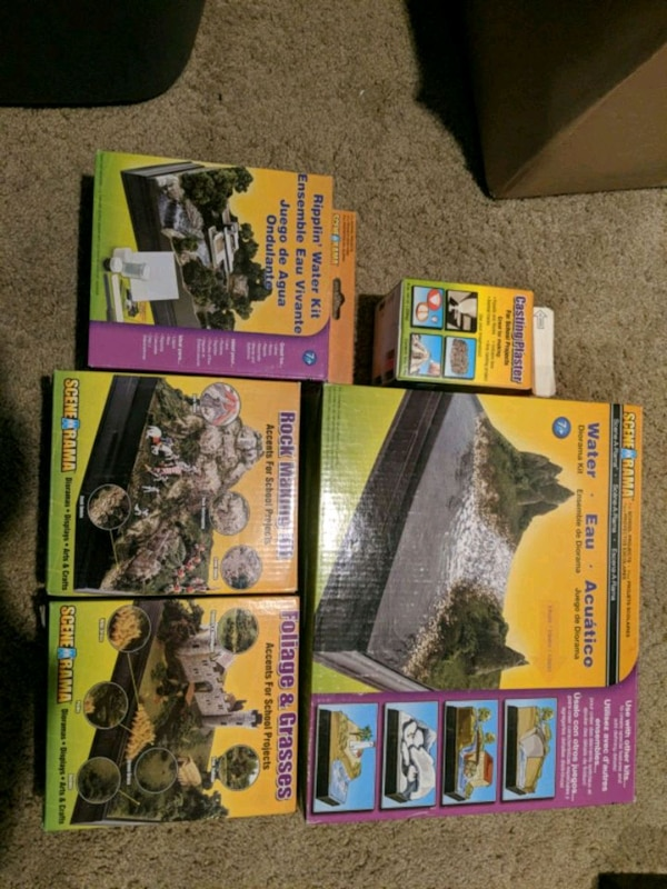 Used Diorama kits for sale in Queensbury - letgo