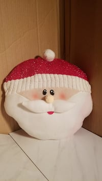 Brand new santa pillow