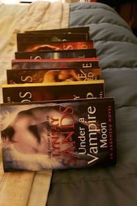 Argeneau Book Series by Lynsay Sands Sioux Falls, 57105