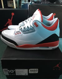 Air Jordan 3 - Size 10.5 Winnipeg, R3T 6E2