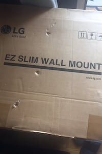 LG EZ slim wall mount Mississauga, L4W