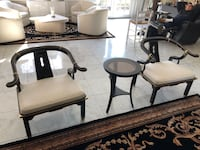 2 Art Deco Chairs Pasadena, 21122