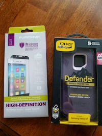 Samsung Galaxy S9 Purple Otterbox Defender  Martinez, 30907