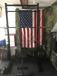 Weight set / pull up bar Virginia Beach, 23462