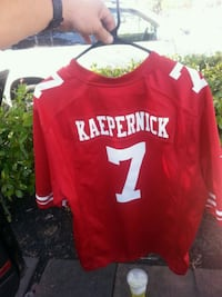 Authentic 49ers Jersey Roseville, 95661