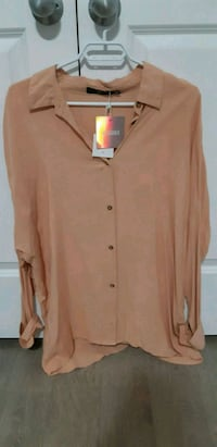 women's brand new bat sleeve button up Vaughan, L4H 3P4