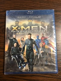 BNUB X-MEN blue ray & DVD edition  Surrey, V3T 5K1