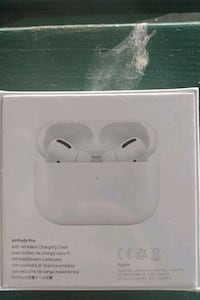 Apple air pods pro. Brand New, package never opened. Must pick up.