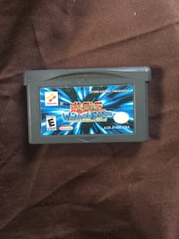 Yu-Gi-Oh gameboy advance game