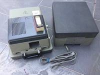 Bausch and Lomb slide projector Ajax, L1S 5G1