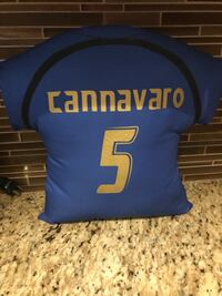 Cannavaro pillow
