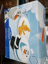 Frozen themed waffle maker box Lancaster, 93536