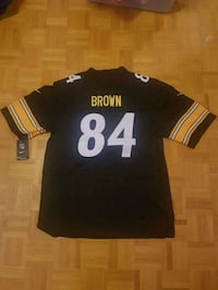 Antonio Brown Pittsburgh Steelers Jersey Vaughan