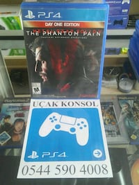 Mgs The Phantom Pain - One Day Edition  Yazır, 42250