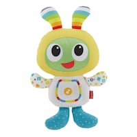 Fisher Price Bright Beats Groove n grow Beat Bo plush. Clear Brook, 22624
