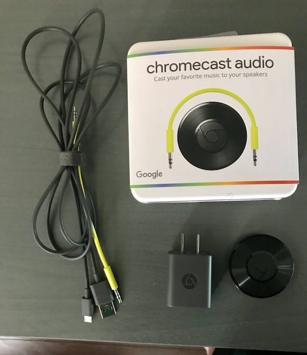 Chromecast Audio + Amplifier a4f7f8a7-47b7-417c-87f4-b1962d2896e2