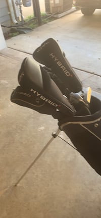 Like new golf clubs and bag Woodbridge, 22192