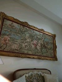"""picture frame and material. 34""""x68"""" Whitchurch-Stouffville"""