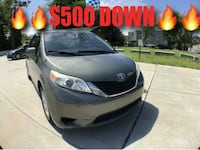 2011 Toyota Sienna Washington