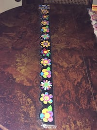 Spring Floral Classroom Border asking $1.  Will make a deal if you want any other borders listed.   Houma