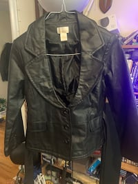 Like New - Carabella  Leather Jacket