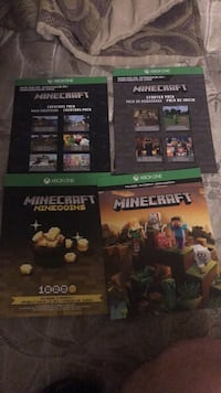 Minecraft Pack Greenwood, 46143