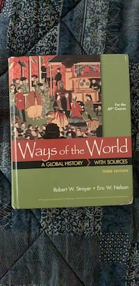 AP World History textbook Mc Lean, 22102
