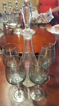Various Glass Ware, Shot Glasses for sale Scarborough