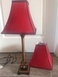 Small lamp with shades Gonzales, 70737