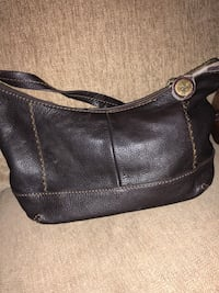 The sak name brand leather purse Jackson, 38305