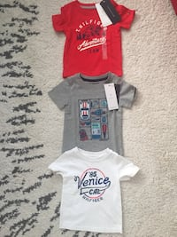 Tommy Hilfiger baby boy T-shirts size6-9months old Mississauga, L5A 2T8