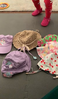 Infant and baby hats