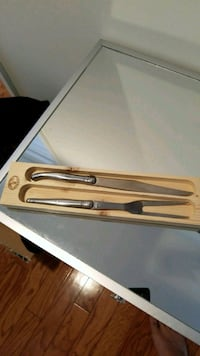LAGUIOLE French meat carving set Reston, 20190