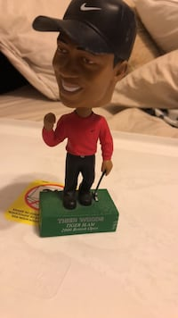 Tiger Woods 2000 British Open bobble head  37 km