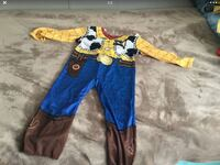Woody costume Laurel, 20723