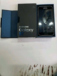 black Samsung Galaxy S7 with box Los Angeles, 90011