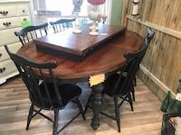 brown wooden dining table set Glen Allen, 23060