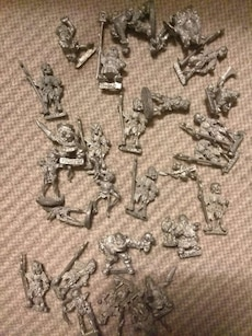 D&d Unpainted Miniatures, used for sale  Tacoma, WA