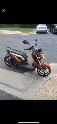 2014 200cc scooter/moped (price is negotiable)