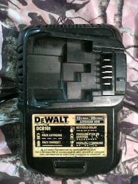 Dewalt battery charger 12v/20vmax dual charger Nicholasville, 40356