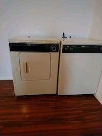 white washer and dryer set Longueuil, J4L 1S4