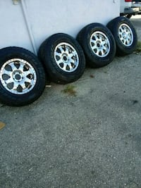 285/70/17 on 127 x 5rims Fort Myers, 33150