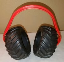 Kids Monster Jam Ear Muffs