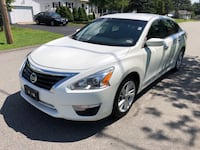 2013 NISSAN ALTIMA-AUTOMATIC-GAS SAVER-4 CYL-REVERSE CAMERA-KEYLESS-RIMS-EXTRA CLEAN-MINT Methuen, 01844